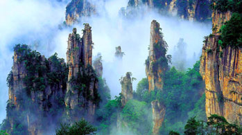 Beijing, Xian and Guilin by flight 