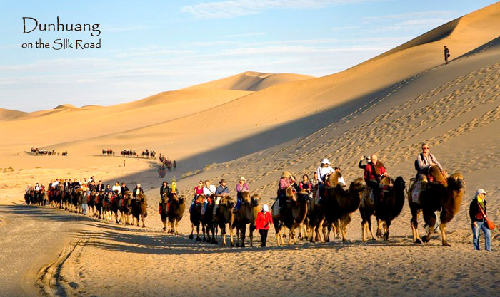 Dunhuang on the Silk Road