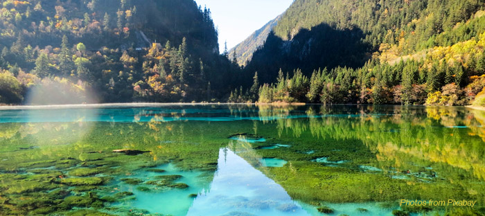 Best Time to Visit Jiuzhaigou