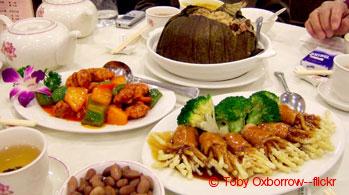 5 Day Hong Kong and Shenzhen Gourmet Muslim Tour with Disneyland