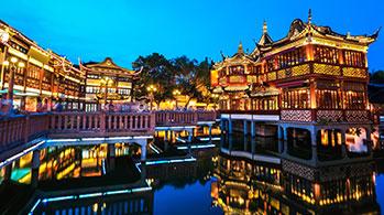 10-Day Beijing Shanghai Suzhou Hangzhou Muslim Tour