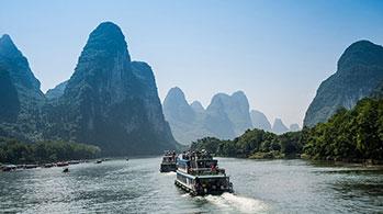 10-Day Beijing Xian Guilin Shanghai Group Tour
