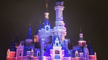 4 Day Shanghai and Disneyland Tour for Muslim