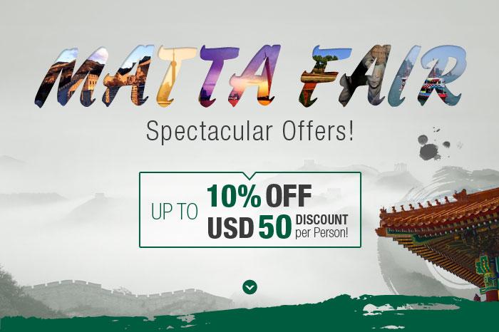 MATTA Fair Spectacular Offers