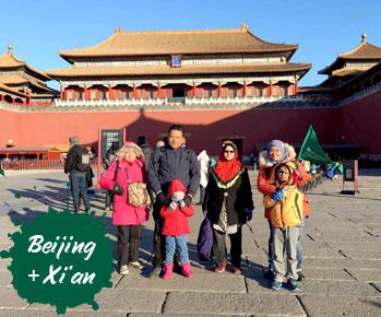 6-Day Beijing and Xian Muslim Group Tour