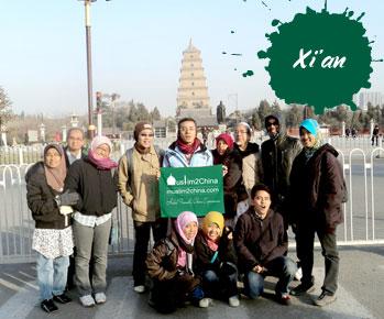 Xian 5 Days Muslim Tour (Via AirAsia)