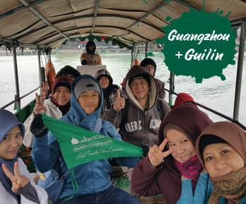6 Days Guangzhou and Guilin Muslim Group Tour